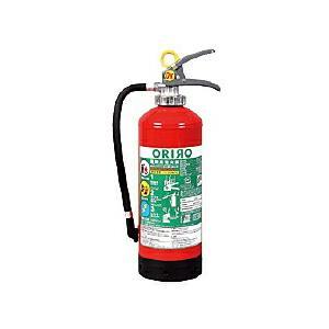 消火器 10型 ABC粉末消火器 オリロー ORIRO リサイクルシール付き  国家検定合格品|estoah