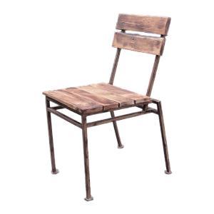 チェア スクラップチェア 2脚 スタッキング 完成品 硬木 モダン 椅子 室内向け 家具 インテリア|estoah