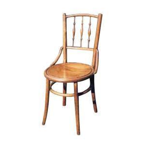 チェア カーボーイチェア 1脚 完成品 ブラウン チーク モダン 椅子 室内向け 家具 インテリア|estoah