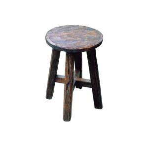 チェア スタンドチェアB 1脚 完成品 ダークブラウン チーク モダン 椅子 室内向け 家具 インテリア|estoah