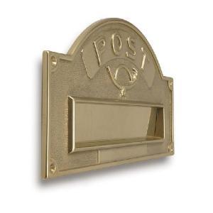 ポスト 郵便受け ポストカバー 真鍮 ポスト口  リフォーム|estoah