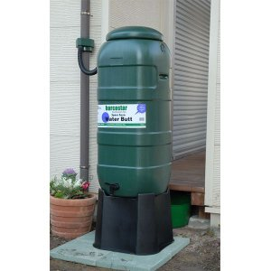 雨水タンク 雨水貯留タンク ウォーターストレージ 100Lセット品 防災グッズ・エコ・省エネ|estoah