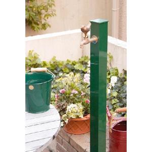 立水栓 水栓柱 ガーデニング アルミカラーアルミ立水栓 水回り ガーデン水栓柱 DIY estoah