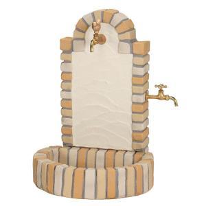 立水栓 水栓柱 ガーデニングガーデンブリンク立水栓 ウォールタイプ 水回り ガーデン水栓柱 DIY estoah