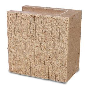 ブロック 塀 壁飾りブリーズブリック(クロスアウト・コーナーTU2-130PC) 外壁 外構工事|estoah