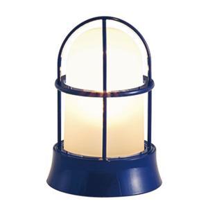 玄関照明 玄関 照明 LED 門柱灯 門灯 外灯 屋外 マリンライト BH1000NV FR LE くもりガラス ガーデンライト 照明器具 おしゃれ E26 電球型LED 5W|estoah