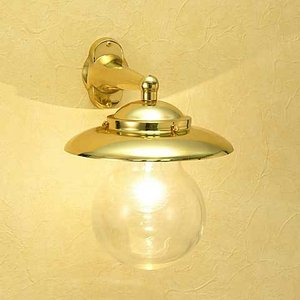 室内 照明 マリンライト br2071 クリアータイプ インテリア 照明 壁付 ブラケット 照明 真鍮 照明器具 おしゃれ estoah