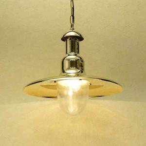 室内 照明 LED マリンライト p2193 クリアータイプ インテリア 照明 ペンダントライト 天井 照明 真鍮 照明器具 おしゃれ estoah