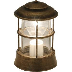 ガーデンライト 庭園灯 屋外 照明 マリンライト BH1012 AN CL クリアガラス 門柱灯 門灯 外灯 玄関 スタンドライト 照明器具 おしゃれ E26 白熱電球 40W|estoah