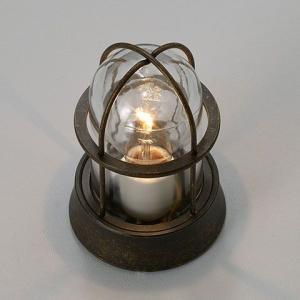 ガーデンライト 庭園灯 屋外 照明 マリンライト BH1000 AN CL クリアガラス 門柱灯 門灯 外灯 玄関 照明 スタンドライト 照明器具 おしゃれ E26 白熱電球 40W|estoah