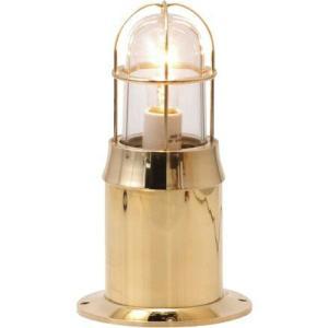ガーデンライト 庭園灯 屋外 照明 マリンライト BH1000 CL+EN S クリアガラス 門柱灯 門灯 外灯 玄関 照明器具 おしゃれ E26 白熱電球 40W|estoah