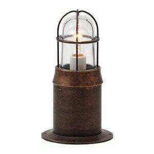 ガーデンライト 庭園灯 屋外 照明 マリンライト BH1000 AN CL+EN AN S クリアガラス 門柱灯 門灯 外灯 玄関 照明器具 おしゃれ E26 白熱電球 40W|estoah