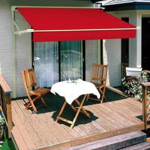 オーニング 日よけ オーニング 庭の木かげ(ワンタッチオーニング) ガーデン家具 高級輸入品 カフェテラスに!|estoah