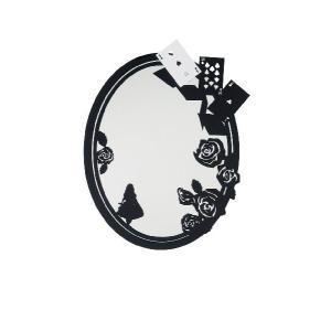 壁掛け 鏡 ミラー  不思議の国のアリス Rose Garden|estoah