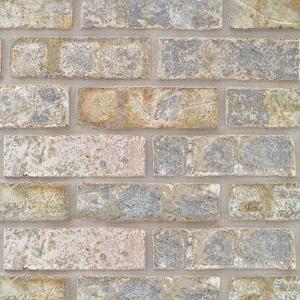 レンガ 煉瓦 ブロック アンティーク レンガ 屋外壁 シンブリックG アメリカ フラット70枚入り ノブヒル diy|estoah|02
