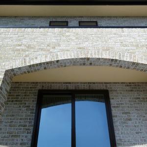 レンガ 煉瓦 ブロック アンティーク レンガ 屋外壁 シンブリックG アメリカ フラット70枚入り ノブヒル diy|estoah|04