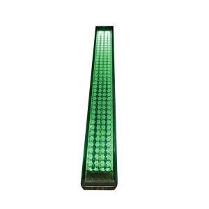 ソーラーライト 屋外 埋め込み 誘導灯 ソーラーライン グリーン LED 玄関 電気工事不要 アプローチ エントランスに優しい灯り。diy estoah