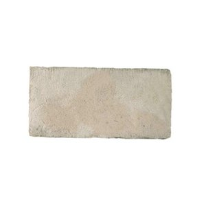 敷石 ステップストーン 飛石 踏み石 屋外床 コンクリート2次製品 ストーンフレア ジロンデ 平板 W600×D300×H40 ライムストーン色 1枚単位 diy|estoah
