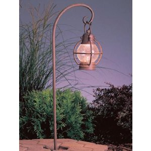 【廃盤】ガーデンライト 庭園灯 12V 屋外 照明 外灯 スタンドライト MA1-5334B ガーデニング レトロ アンティーク風器具 おしゃれ|estoah