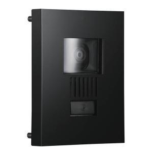 インターホンカバー ステンレス インターフォンカバー ミュール ステンレス素材  ブラック  装飾 エクステリア 外構工事 リフォーム|estoah
