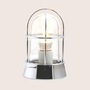 ガーデンライト LED 庭園灯 屋外 照明 マリンライト BH1000 CR CL LE クリアガラス 門柱灯 門灯 外灯 玄関 スタンドライト 照明器具 おしゃれ E26 5W LEDランプ|estoah