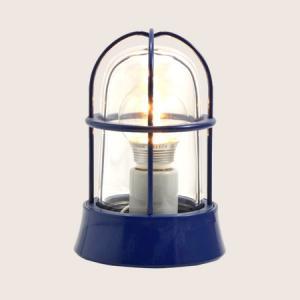 ガーデンライト LED 庭園灯 屋外 照明 マリンライト BH1000 NV CL LE クリアガラス 門柱灯 門灯 外灯 玄関 スタンドライト 照明器具 おしゃれ E26 5W LEDランプ|estoah