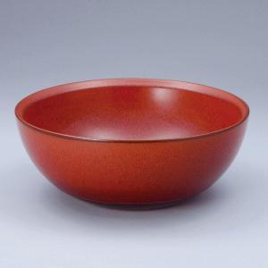 洗面 洗面ボール 洗面ボウル 手洗い鉢 洗面台 陶器 洗面 ボール ボウル 鉄赤 置き型直径270ミリ|estoah