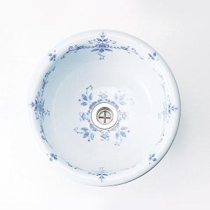 洗面 洗面ボール 洗面ボウル 手洗い鉢 洗面台 陶器 洗面 ボール ボウル オールドイングランド6 手洗鉢 Mオーバル(排水金具なし) |estoah