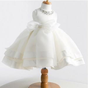 子供ドレスキッズ ドレスフォーマル 女の子ワンピース ピアノ発表会パーティードレス結婚式フラワーガール プリンセスベビー0-24か月90-140cm|esunshop