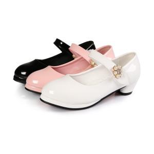 2017新着 子供 フォーマルシューズキッズ 女の子ジュニア靴 結婚式 発表会 演奏会フラワーガール プリンセス 入学祝 新入学 esunshop