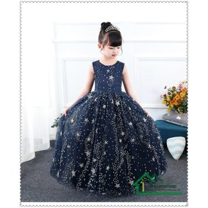 aaf7df6b39f79 素敵なドレス 子供ドレス ピアノ発表会 プリント ドレス 女の子 二次会 花嫁 ジュニア 結婚式 ...
