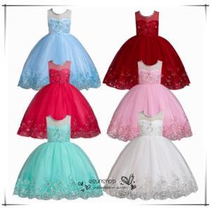格安 子供ドレス 結婚式フォーマル ピアノ発表会 フラワーガール 素敵なドレス 子供ドレス ピアノ発...