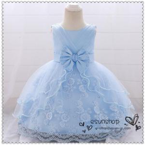 ベビー 赤ちゃん 子供服 女の子 ドレス 70 80 90 ベビー服 キッズ 可愛い  子供ドレス