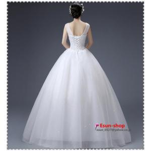 ウェディングドレス ビスチェ ミニドレス ショートドレス ショットドレス イブニングドレス パーティードレス 花嫁 二次会 結婚式 披露宴 安い|esunshop|05