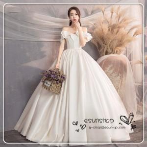 ウェディングドレス ビスチェ ミニドレス ショートドレス ショットドレス イブニングドレス パーティードレス 花嫁 二次会 結婚式 披露宴|esunshop