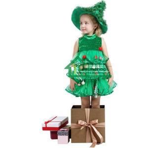 ハロウィン halloween衣装 仮装 子供用 クリスマスツリー キッズ ハロウィーン コスチューム コスプレ パーティー イベント|esunshop