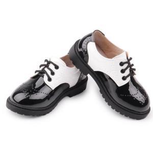 子供用 フォーマル シューズ 靴 子供靴 結婚式 発表会 卒業式 入学式 キッズ 男の子 2色 16-23cm|esunshop