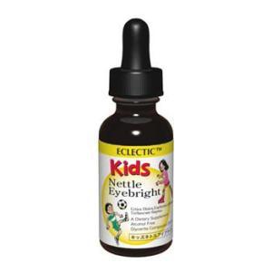 ECLECTIC Kids エクレクティック キッズ ネトル・アイブライト チンキ 液体 29.5ml|esupple-tokyo