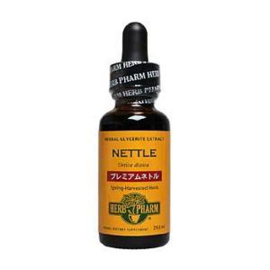 Herb Pharm ハーブファーム プレミアム ネトル チンキ 液体 29.6ml|esupple-tokyo