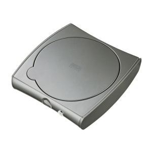 ディスク修復器(CD&DVD対応・全自動・研磨タイプ) サンワサプライ CD-RE2AT ネコポス非対応