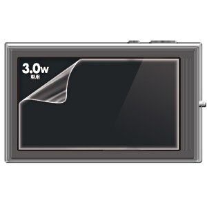 デジカメ用液晶保護フィルム(3.0型・反射防止)  DG-LC12W サンワサプライ