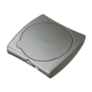 訳あり新品 ディスク自動修復機 CD DVD用 研磨タイプ 箱にキズ、汚れあり CD-RE2AT サンワサプライ ネコポス非対応
