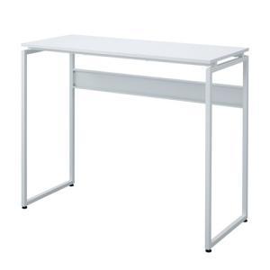 訳あり新品 スタンディングデスク ミーティングテーブル オフィスワークテーブル W120cm 立ち作...
