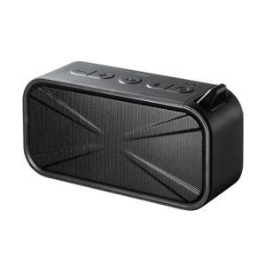 訳あり新品 Bluetoothスピーカー ワイヤレス 防水 防塵 高音質 重低音 箱にキズ、汚れあり...