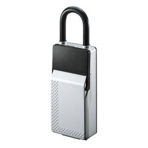 訳あり新品 セキュリティ鍵収納ボックス 2段階開閉式 箱にキズ、汚れあり SL-75 サンワサプライ ネコポス非対応