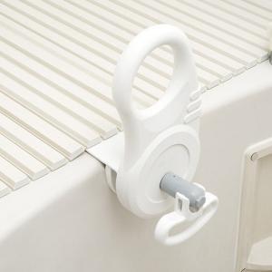 風呂用手すり 浴槽 入浴補助 立ち上がり補助 支え グリップ 介護 敬老の日 プレゼント EEX-SUPA01B TAISコード 01721-000002 ネコポス非対応|esupply|05