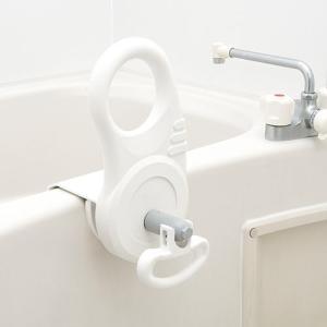 風呂用手すり 浴槽 入浴補助 立ち上がり補助 支え グリップ 介護 敬老の日 プレゼント EEX-SUPA01B TAISコード 01721-000002 ネコポス非対応|esupply|07