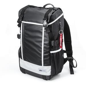 リュック 大容量 通学 通勤  メンズ 耐水 iPad・PC収納 A4サイズ対応 スクエアリュック バックパック ホワイト EZ2-BAGBP004W ネコポス非対応|esupply|06