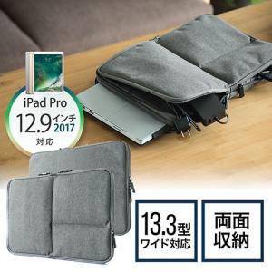 Surface Pro 4やiPad Pro 12.9の収納に最適なインナーケース。Macbook ...