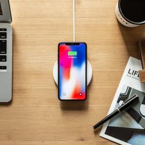 ワイヤレス充電器 Qi対応 急速充電 9W充電対応 薄型 最大15W 充電パッド iPhone・XPERIA XZ2・Galaxy S9 EZ7-WLC002 ネコポス非対応|esupply|11